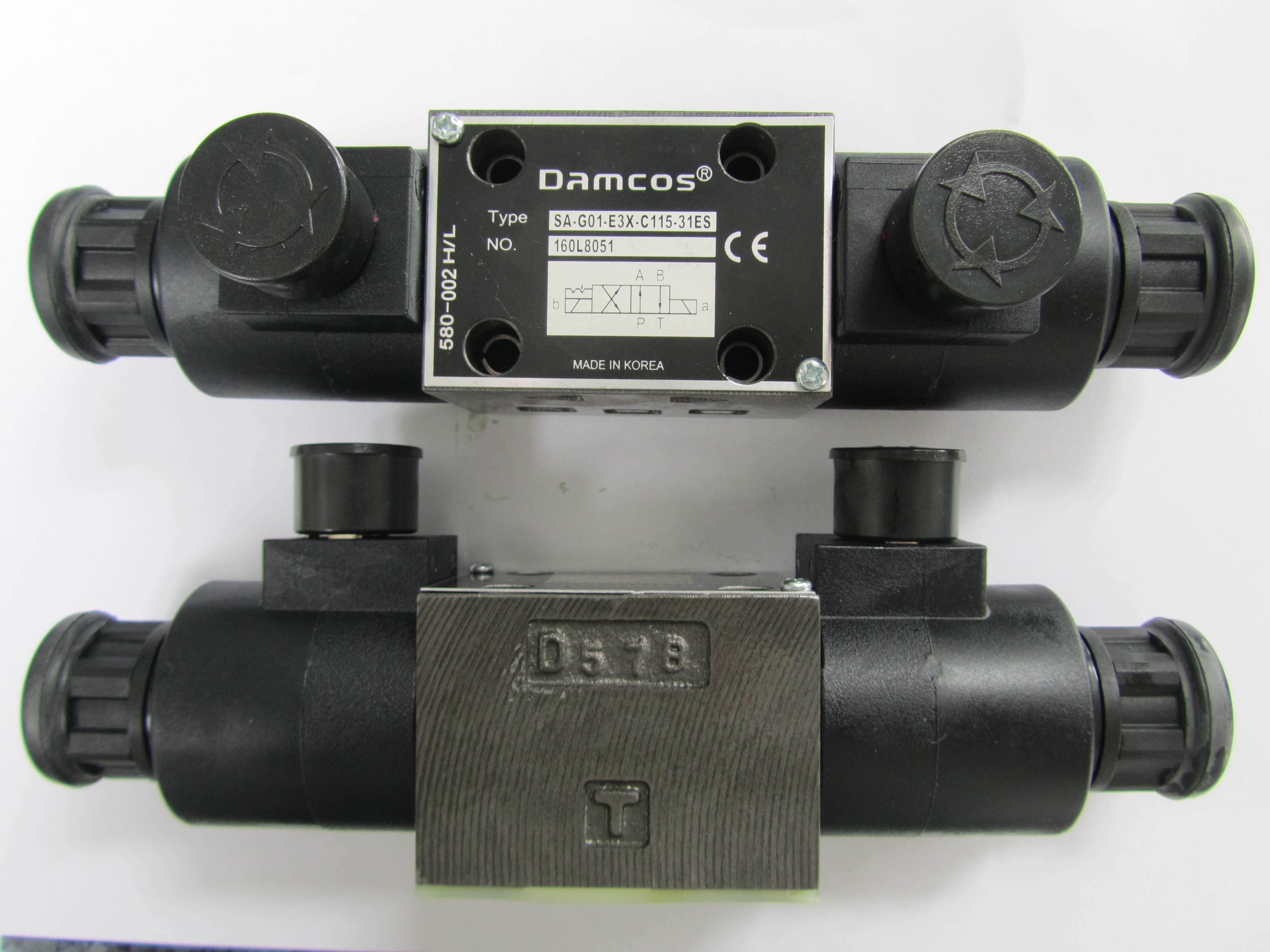 Damcos-160L8051 : 160L8076