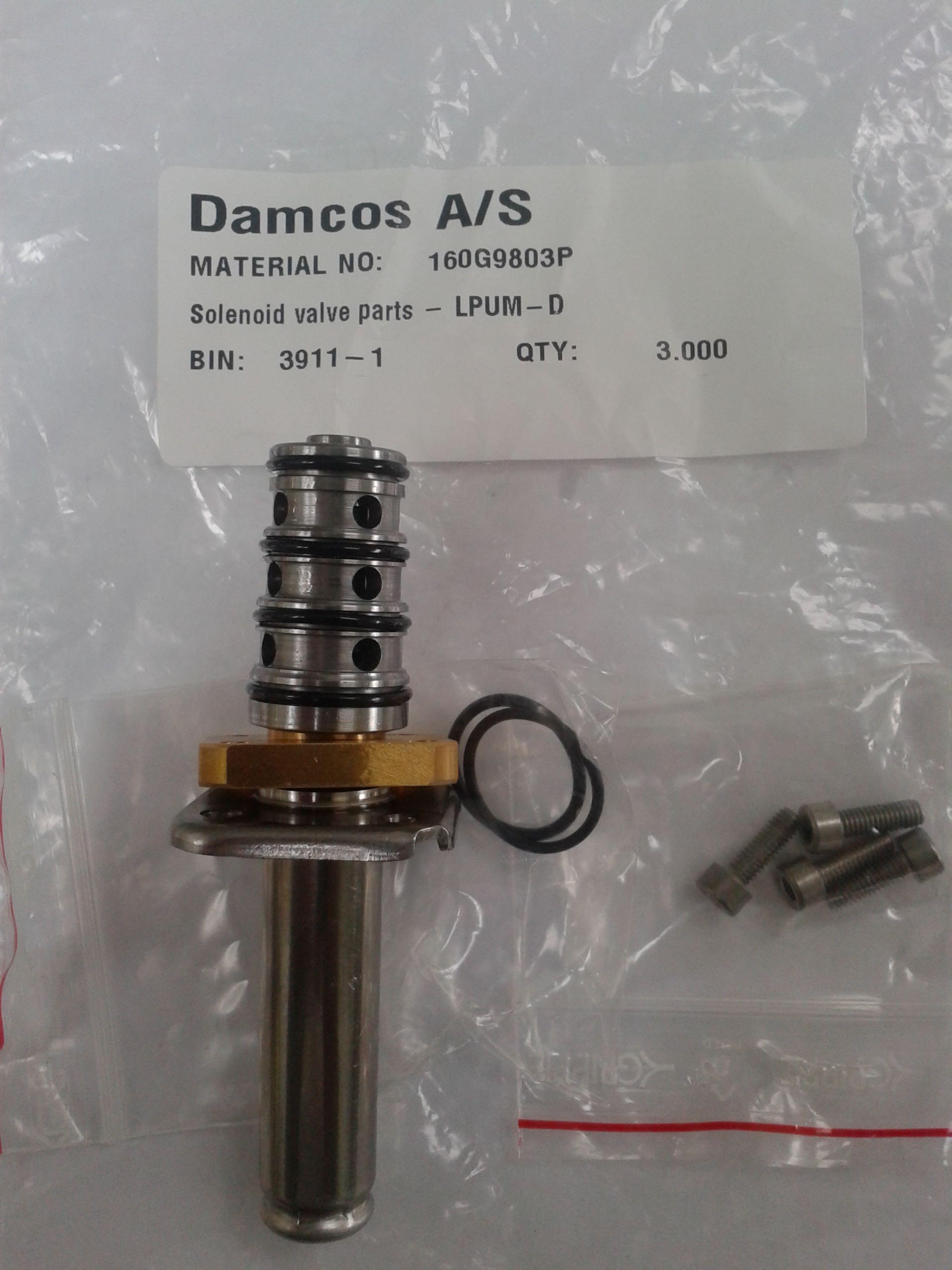 Damcos : Danfoss 160G9803P