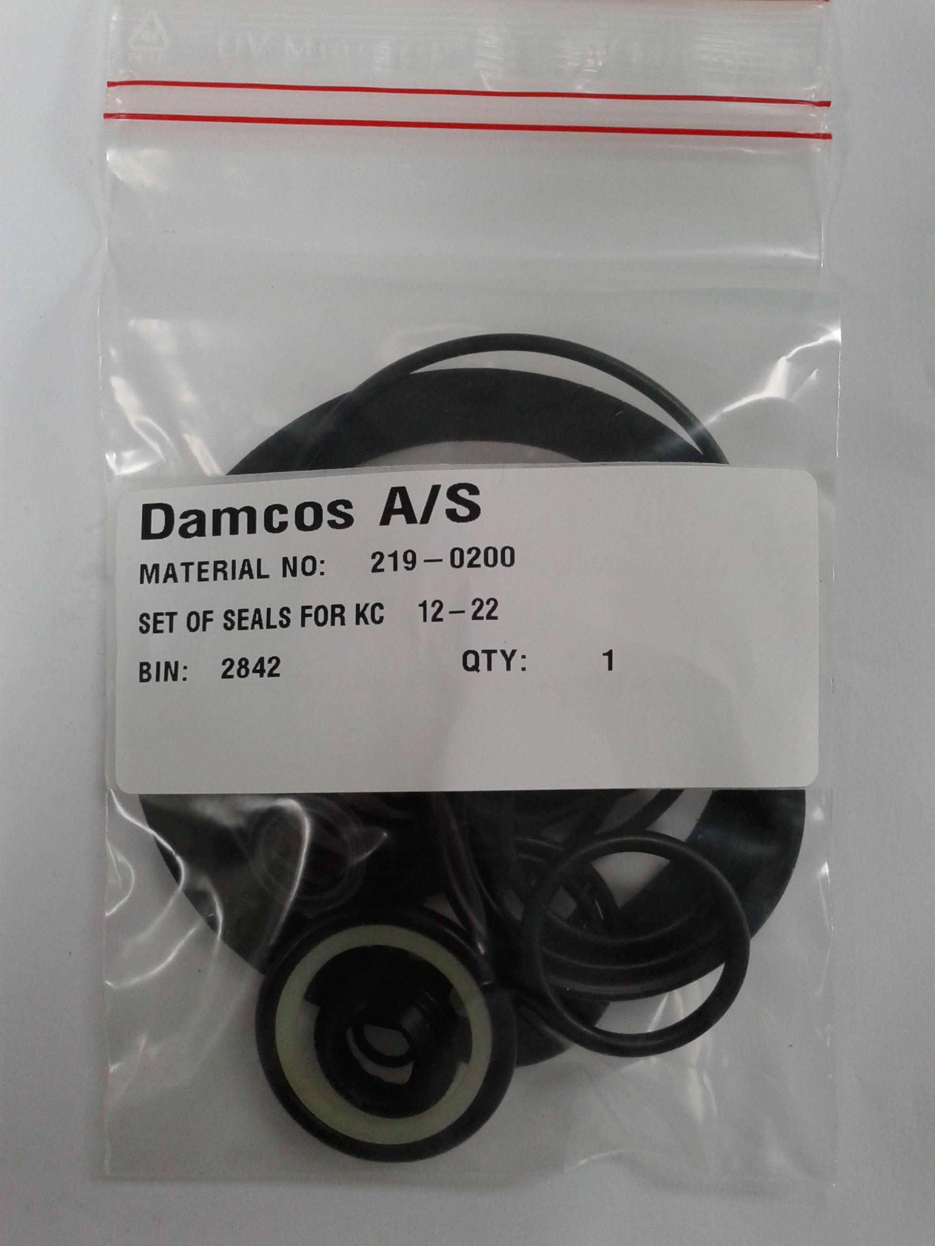 Damcos 219-0200 KC12 KIT
