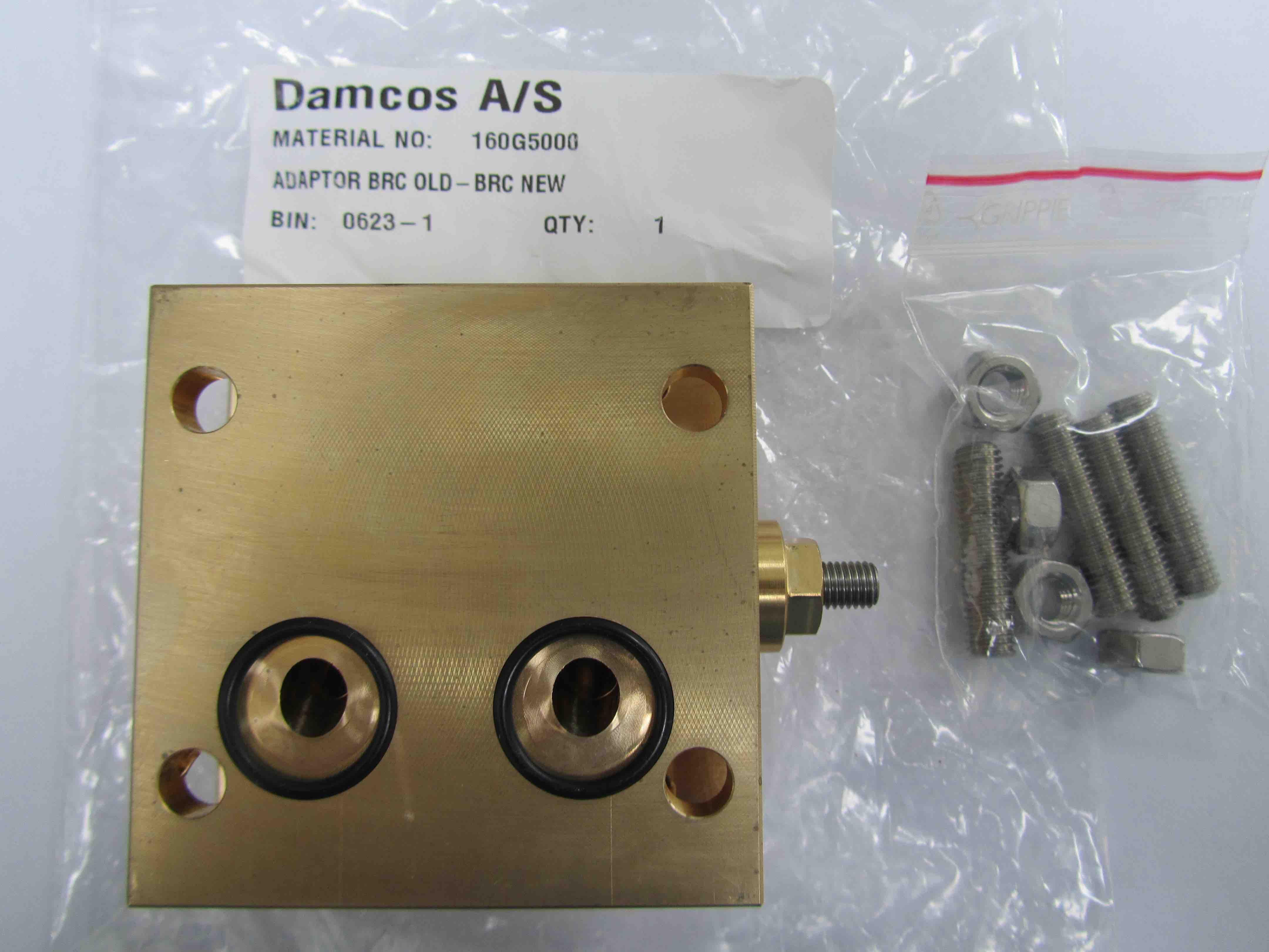 160G5000 Adaptor BRC OLD-New