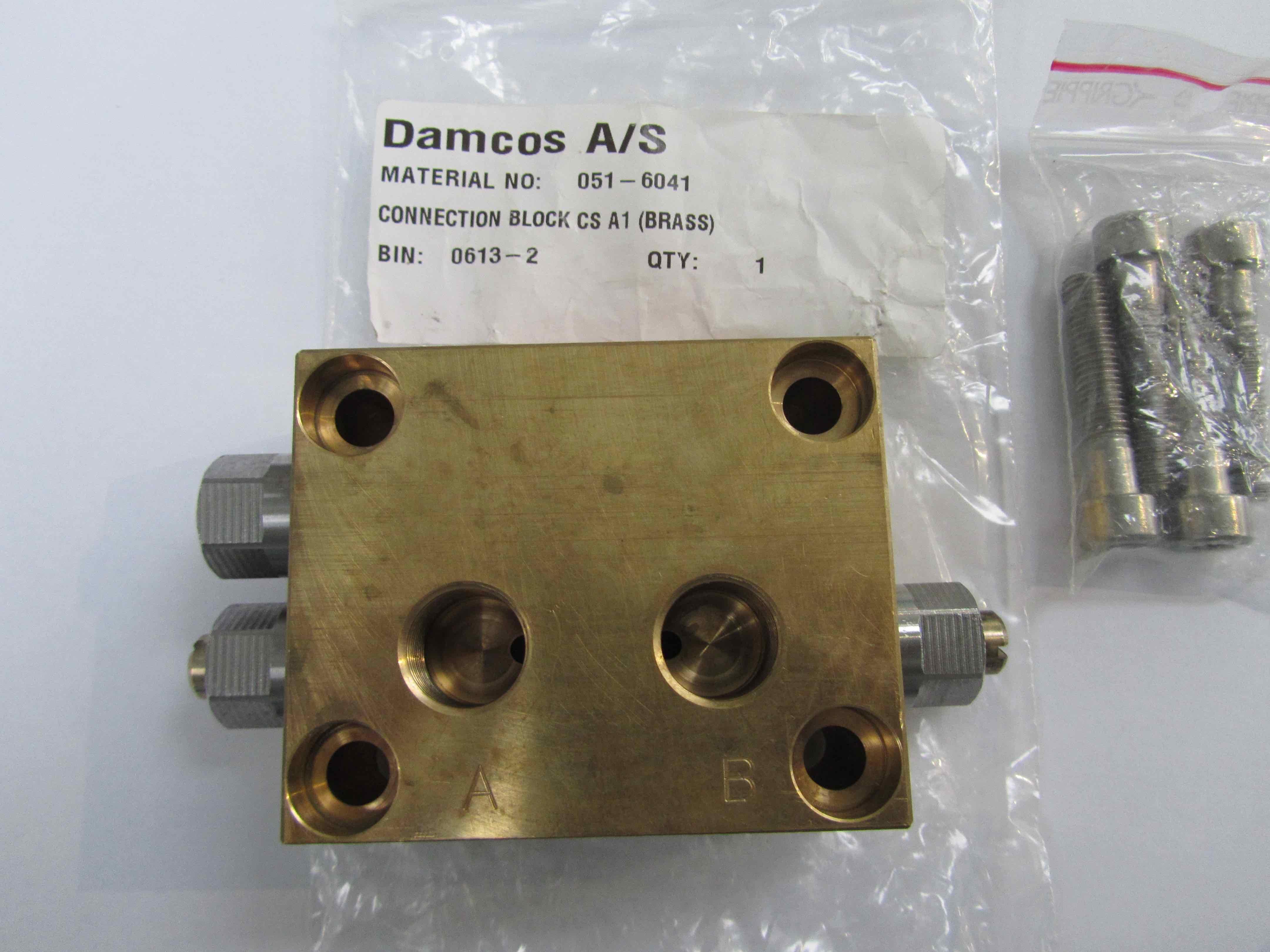 Damcos 051-6041 CS A1 Block