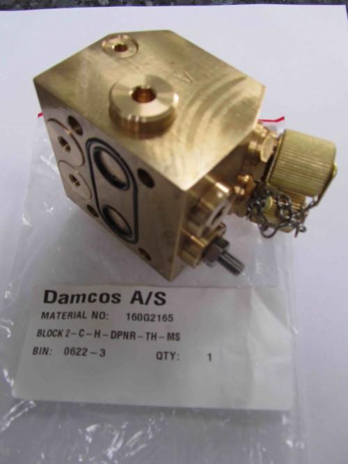 Damcos 2-C-H-DPNR-TH-MS Control Block 160G2165