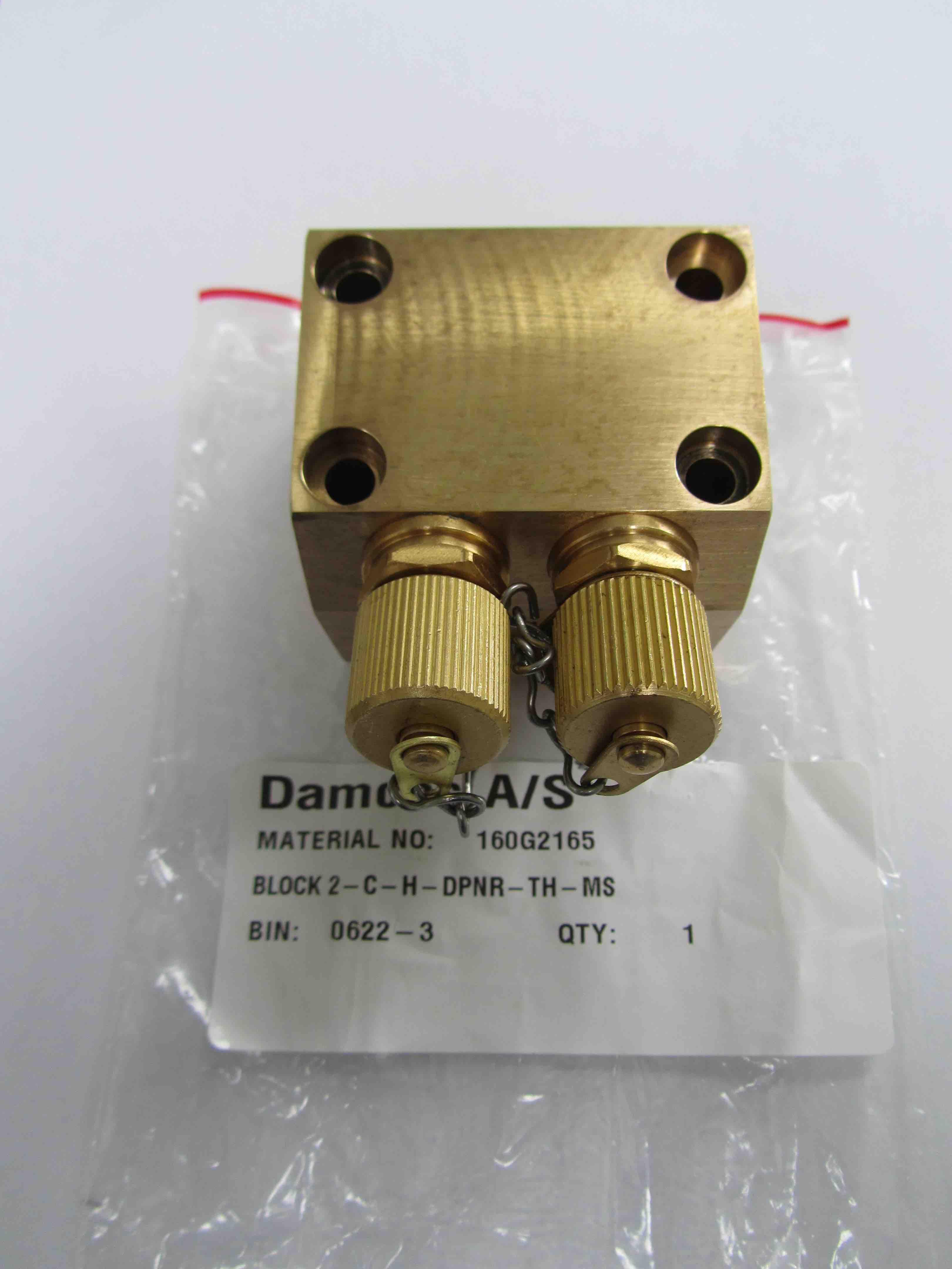 Damcos 2-C-H-DPNR-TH-MS Control Block