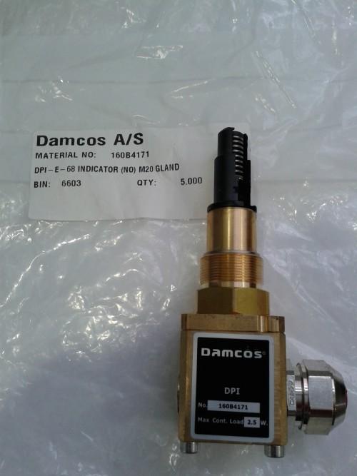 Damcos-DPI-E-68-Indicator-NO-M20-Gland-2-5-Watt-For-LPU-V2-Part-No-160B4171-500x667