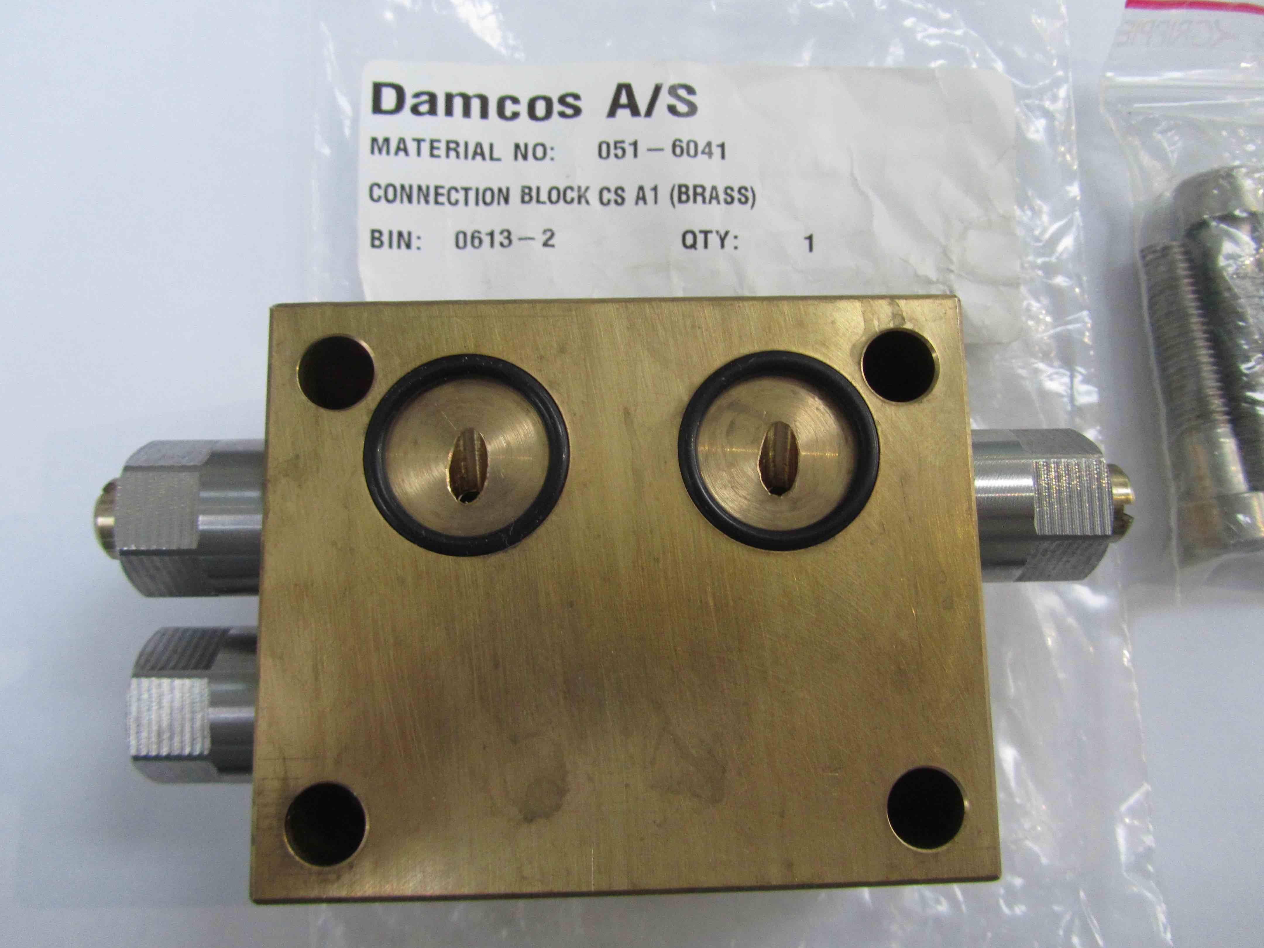 Damcos:Danfoss CS A1 Control block