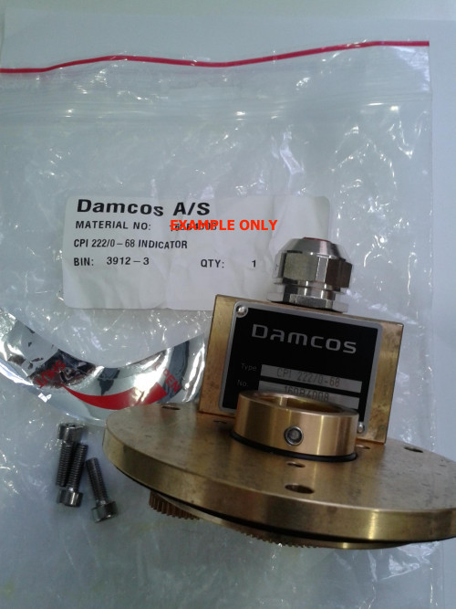 DamcosDanfoss-Position-Indicator-CPI-2220-68-Continuous-Position-Indicator-Part-No-160B4008