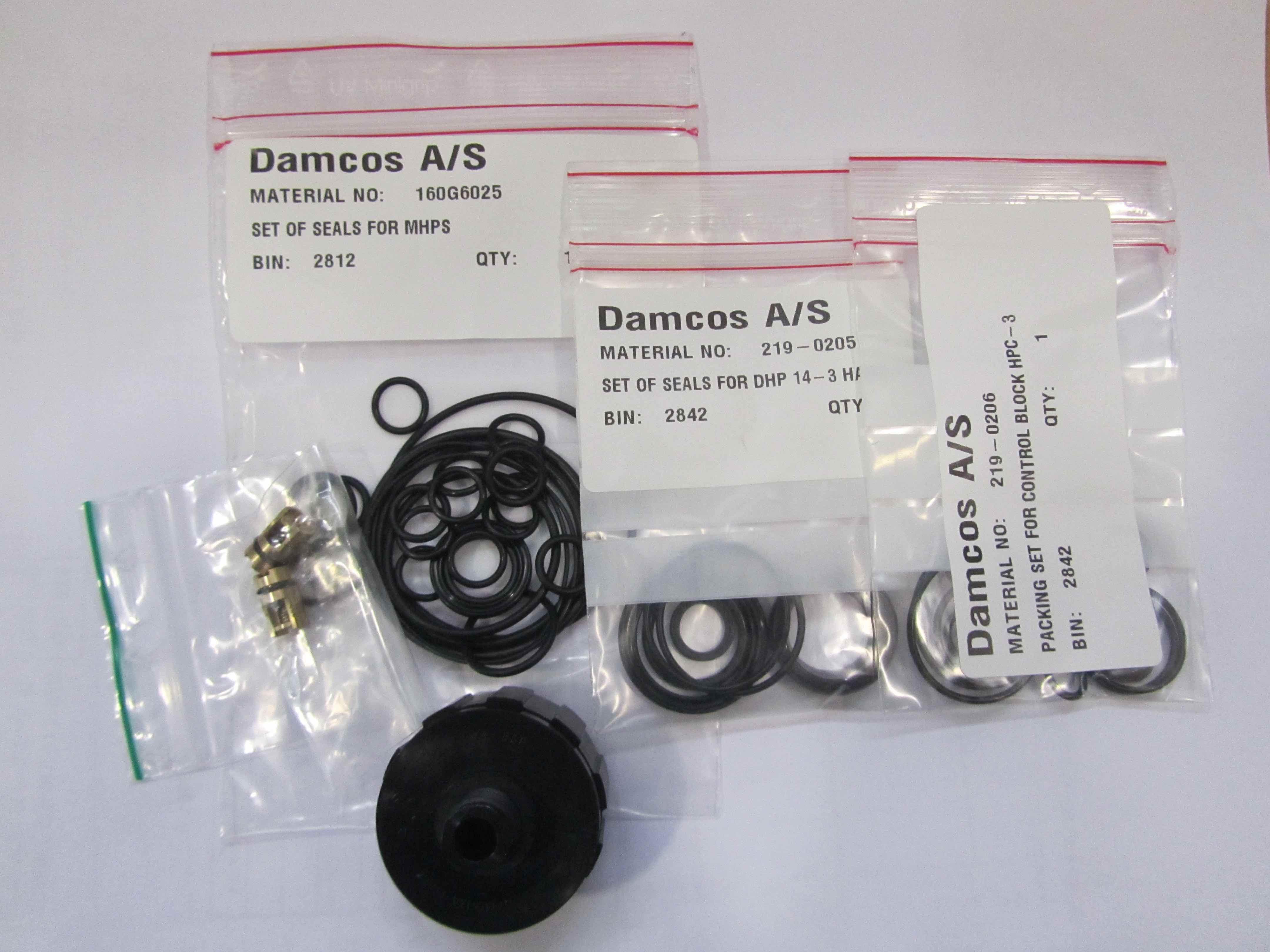 160G6025 MHPS Seal : Packing kit
