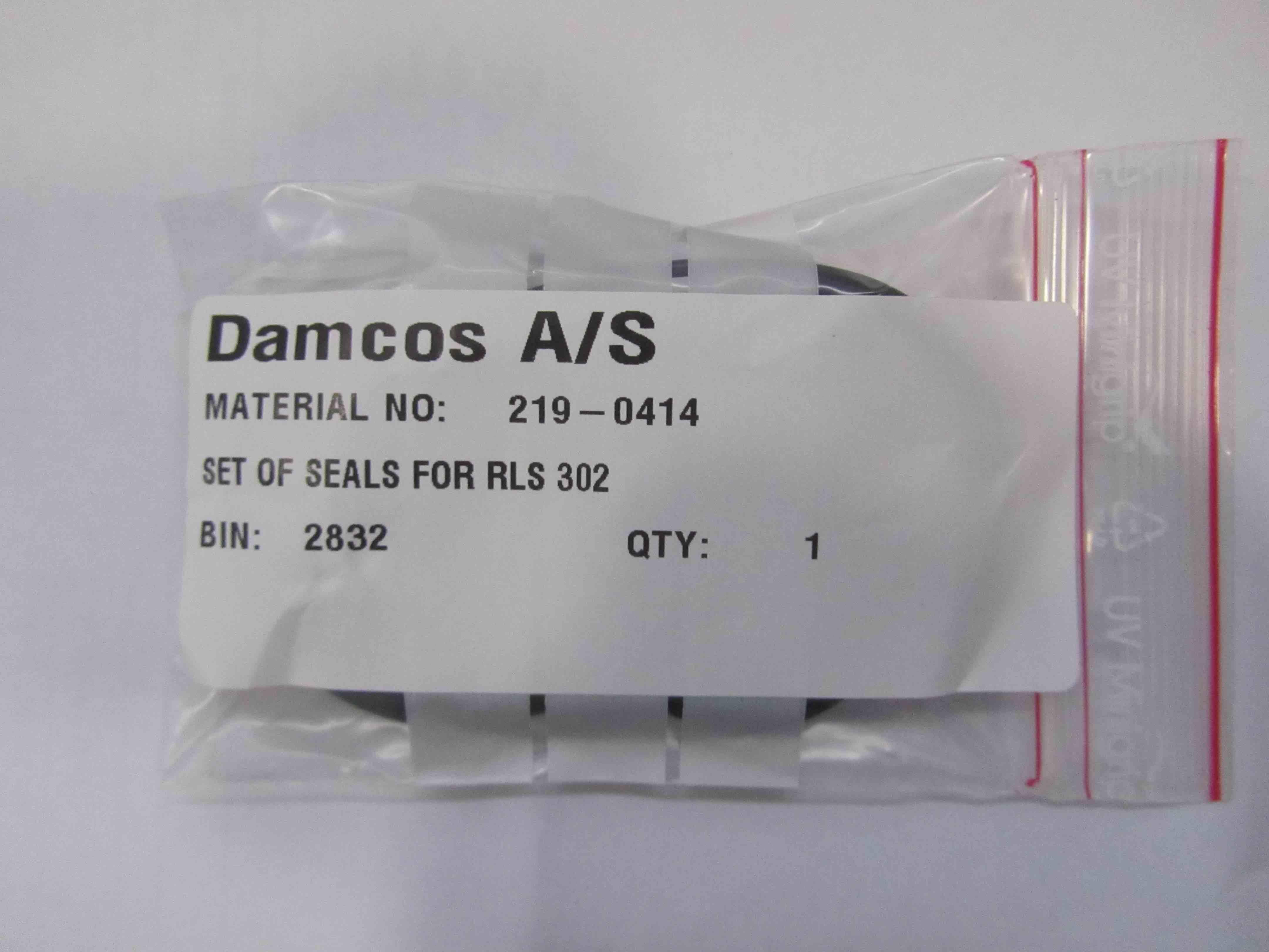 219-0414 RLS 302 Seal Kit