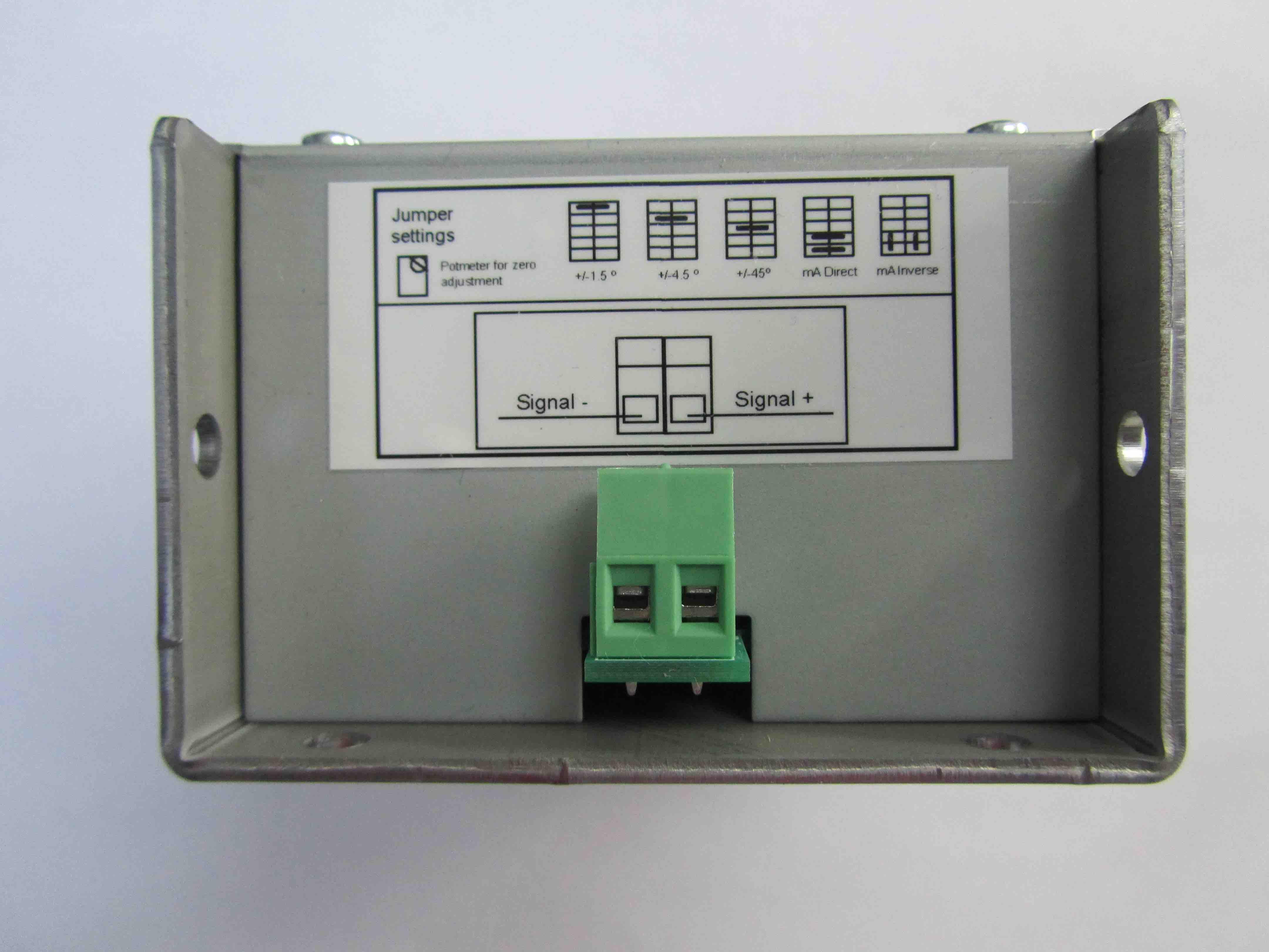 Damcos Emerson Incinometer G048B-1