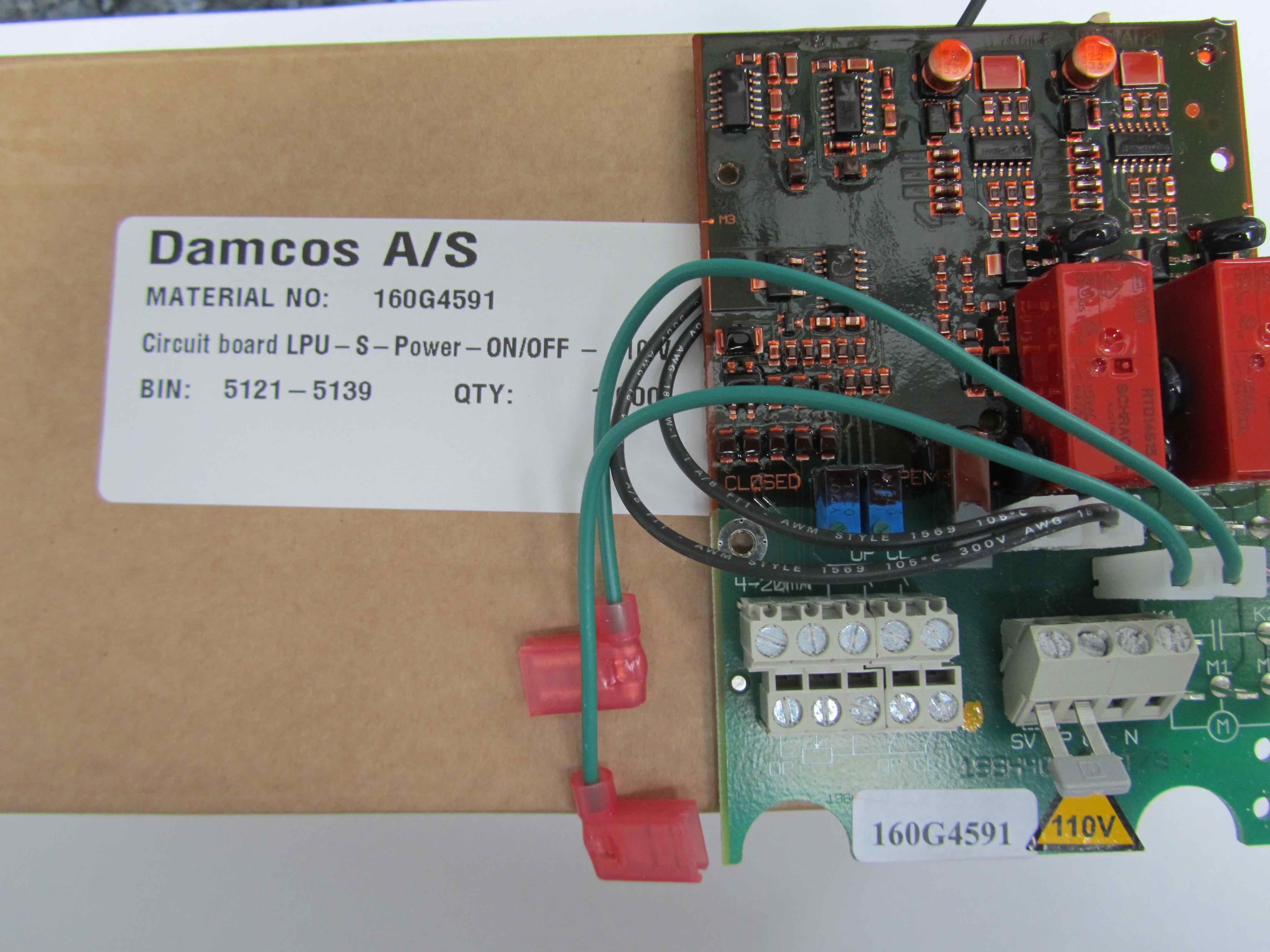 160G4591 LPU-S Card