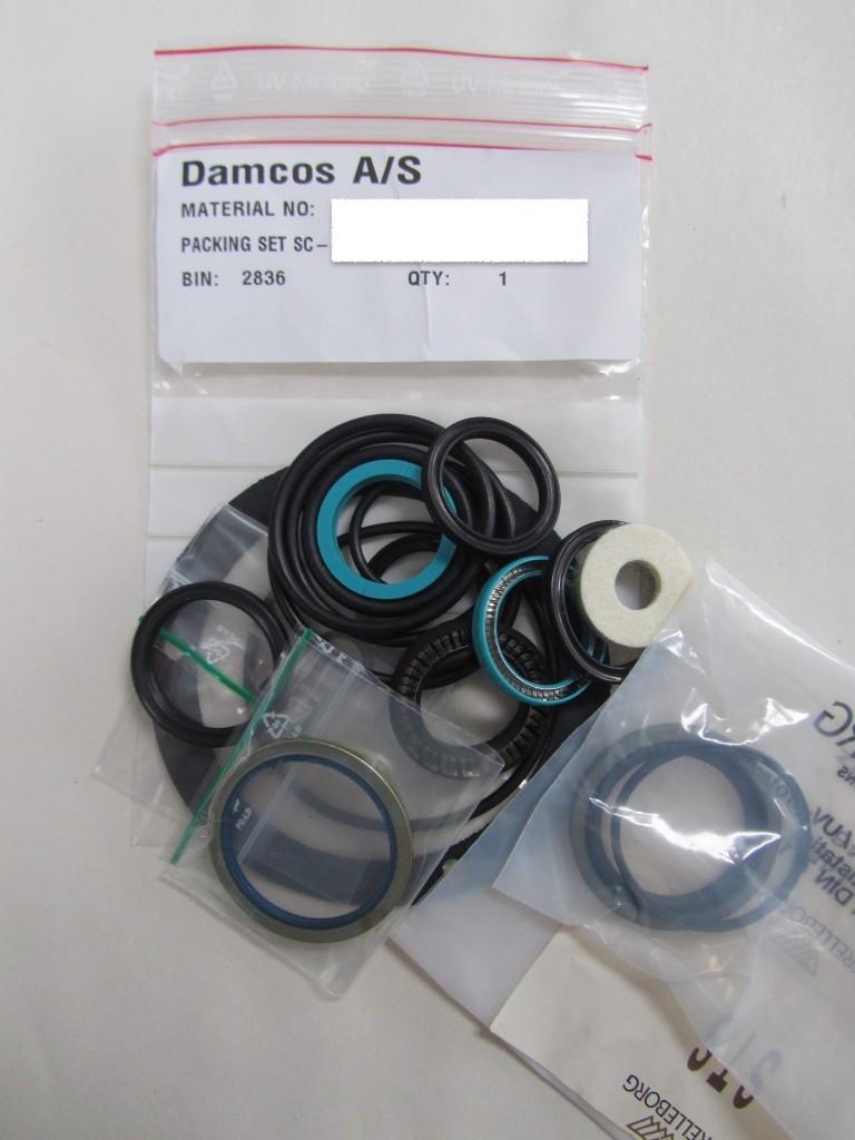 Damcos SC-Actuator-Seal-Packing-kit