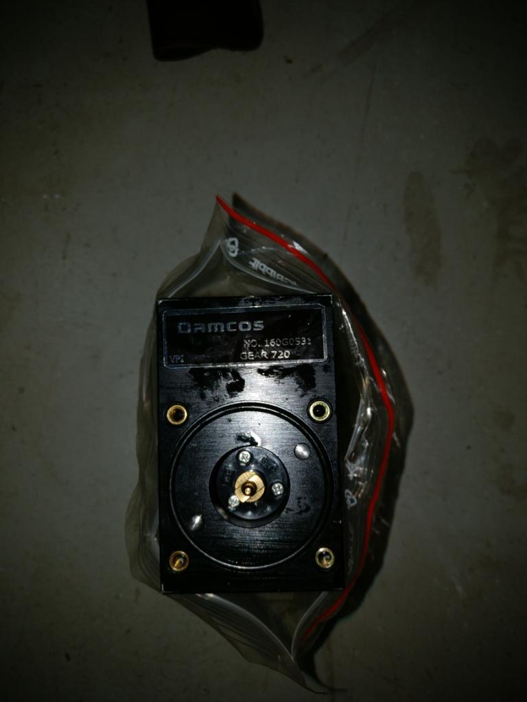 Bottom part VPI 160G0531 GEAR 720 Assembly 160G0531 Parts- Spare & Materil List.