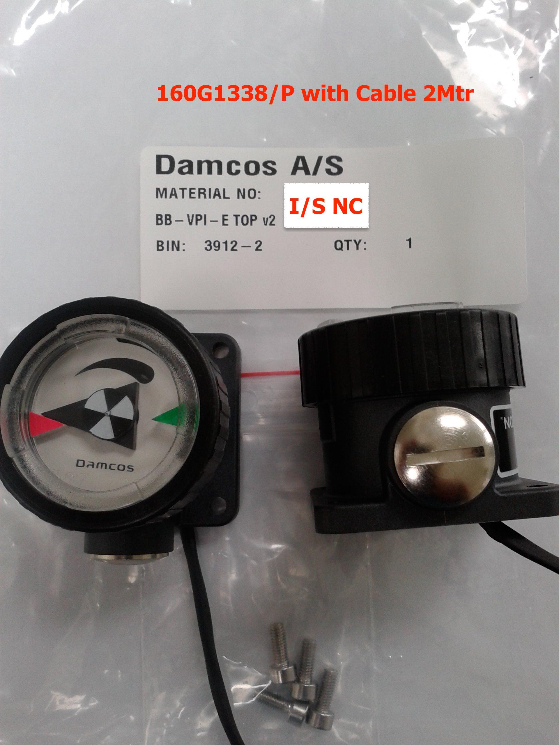 Damcos-Danfoss-BB-VPI-E-Top-V2-Part-No-160G1338:P