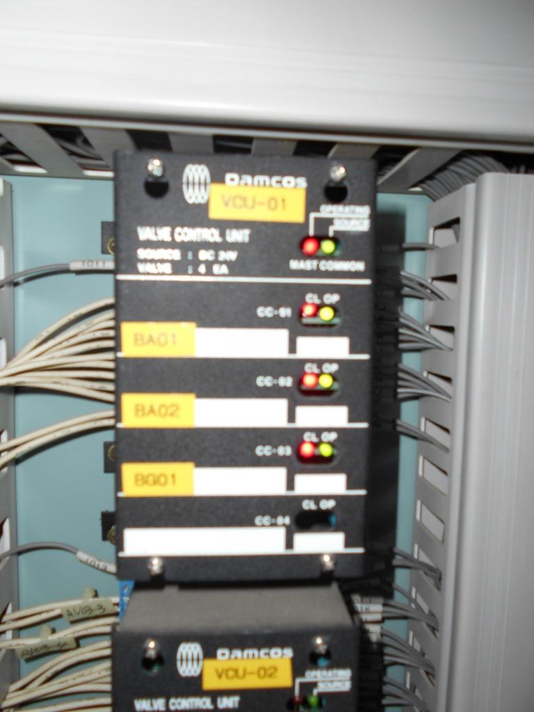 Valve control unit 4 Pol UN02-74-0010