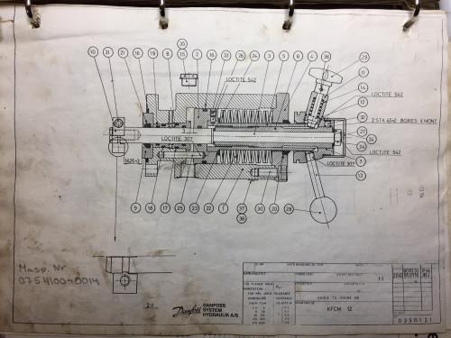 KFCM 12 Drawing