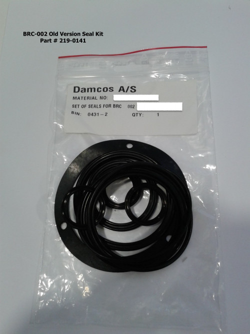 Damcos-Danfoss-BRC-002 Actuator-Seal-Kit-219-0141