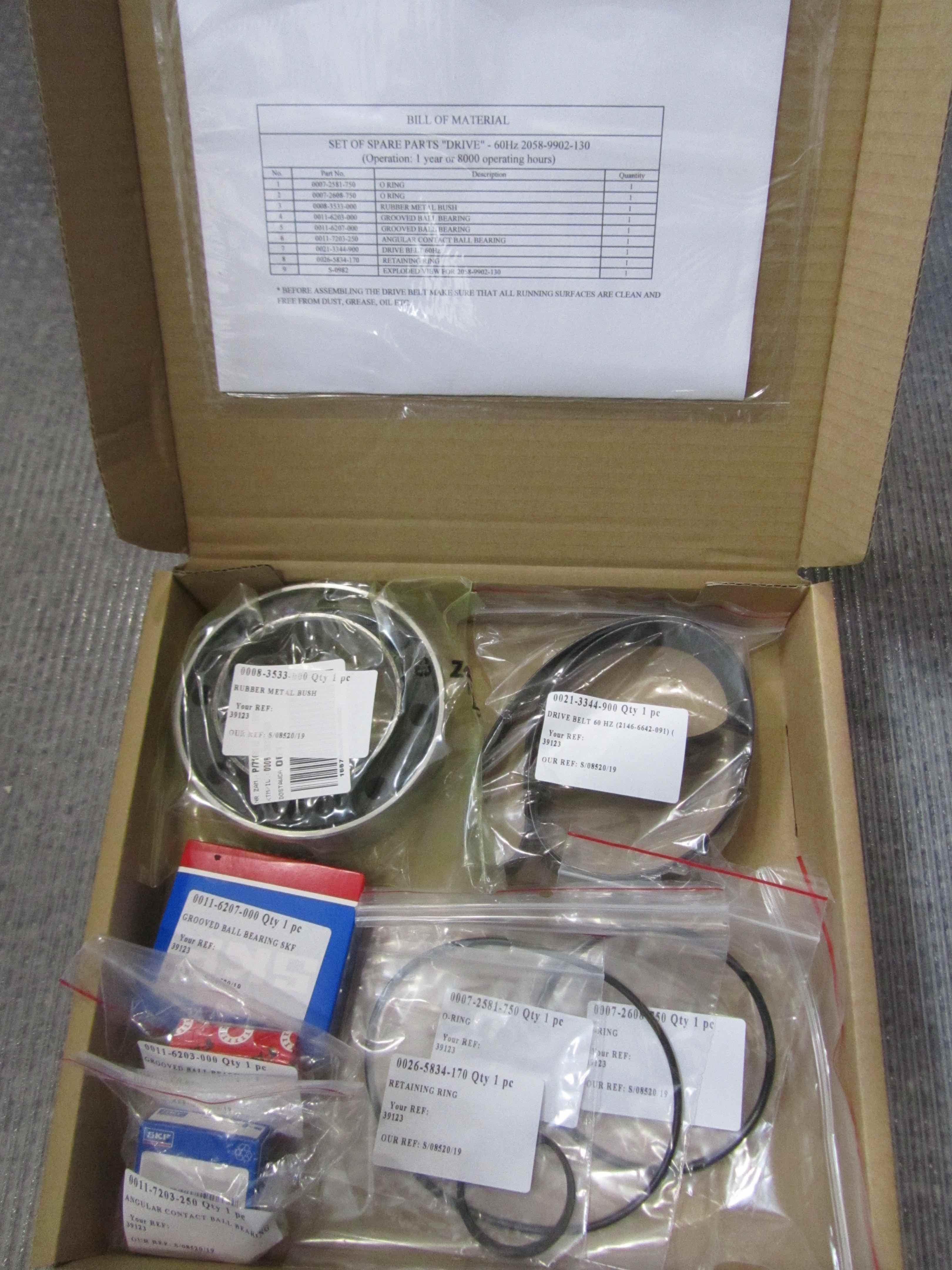 2058-9902-130 Kit