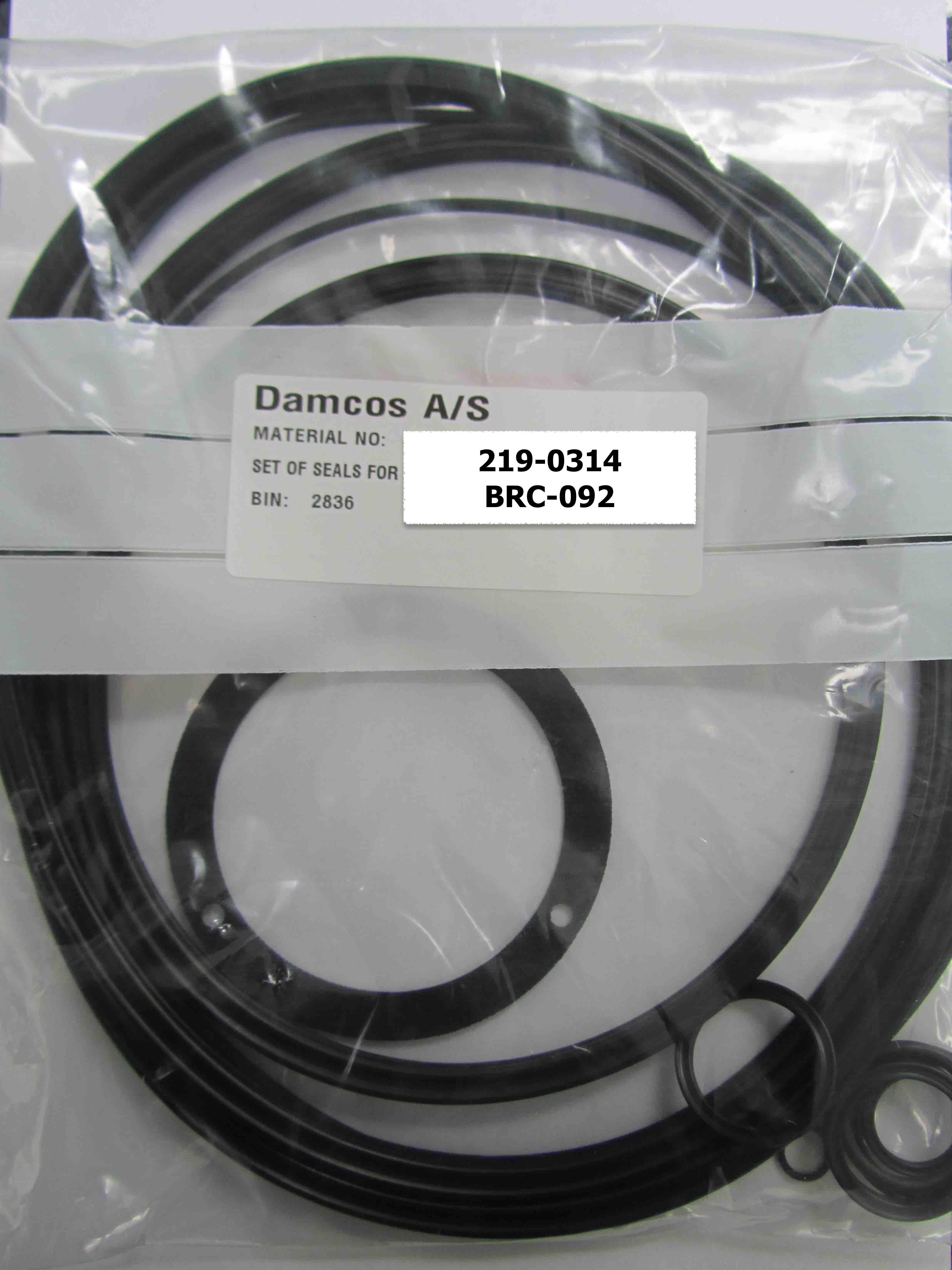219-0314-BRC-022-Seal-Kit