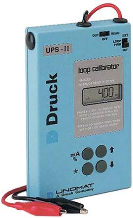 GE Druck UPS-II Smart Loop Calibrator