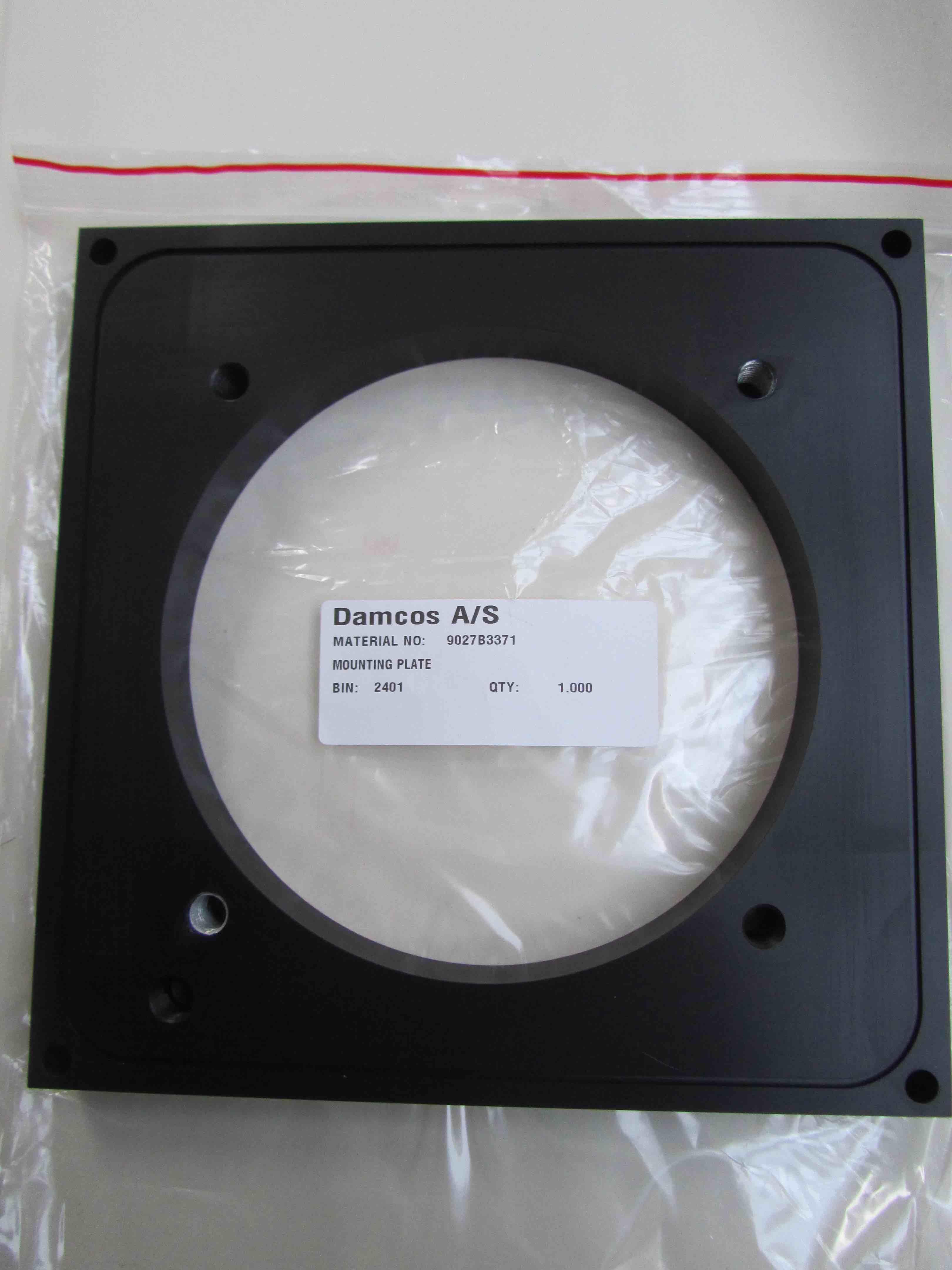 Damcos 9027B3771 Mounting Plate