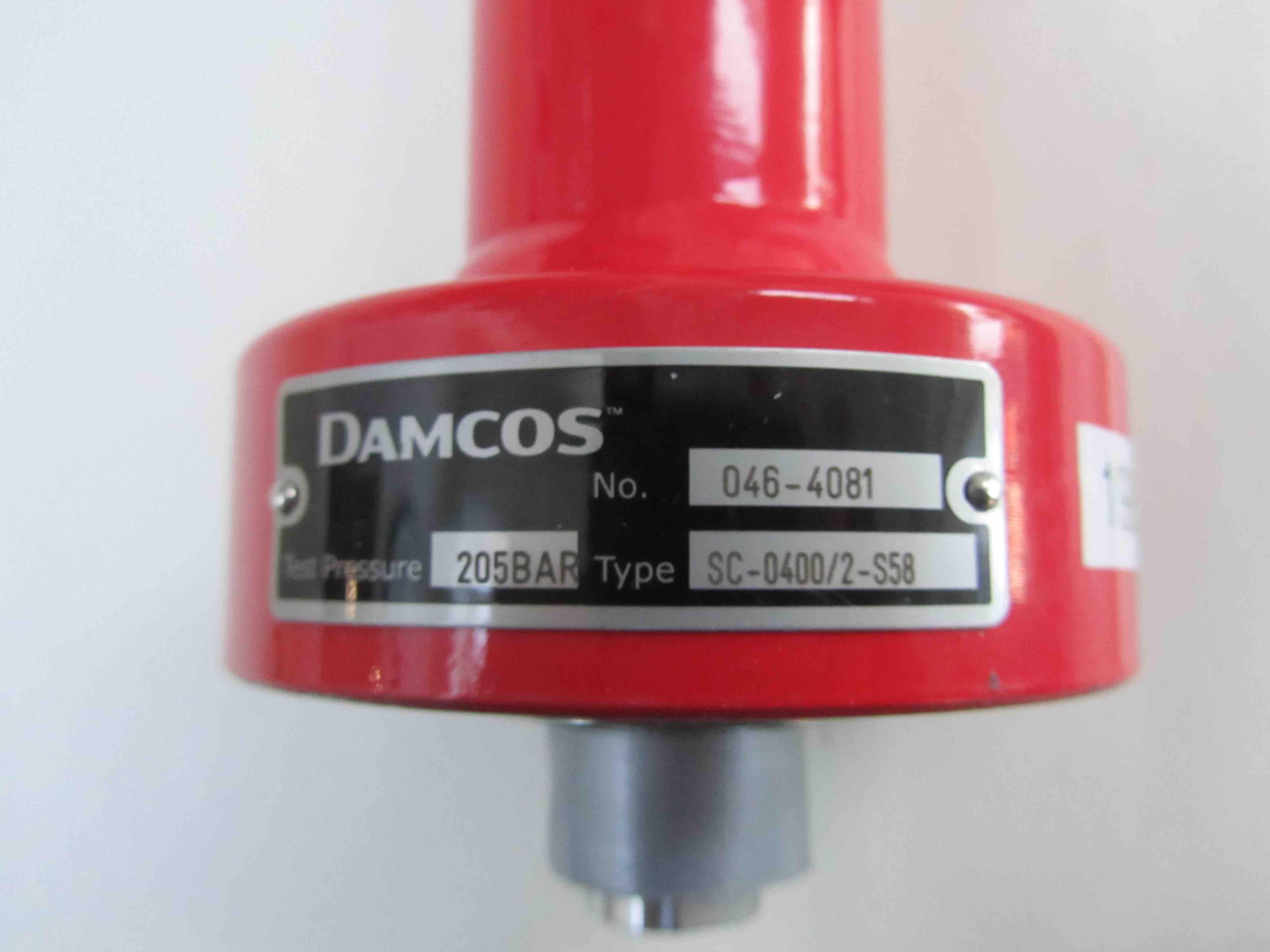 Damcos SC-0400:2-S58