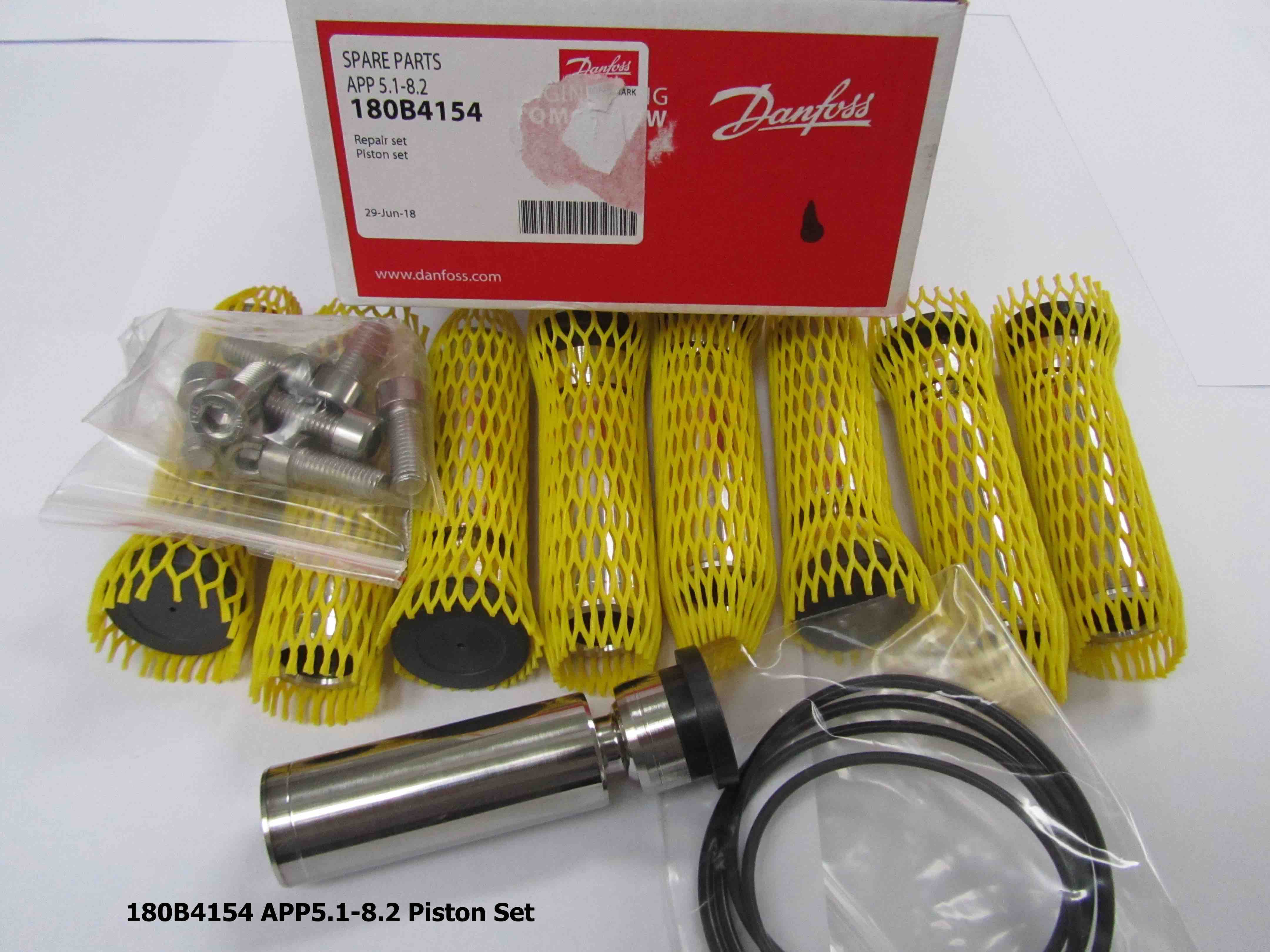 180B4154-APP5.1-8.2-Piston-Set