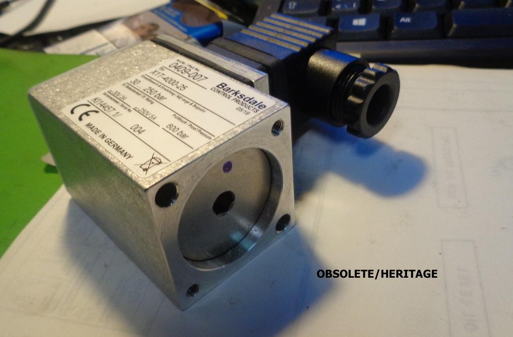 Pressurestate 0409-007 INT-2338
