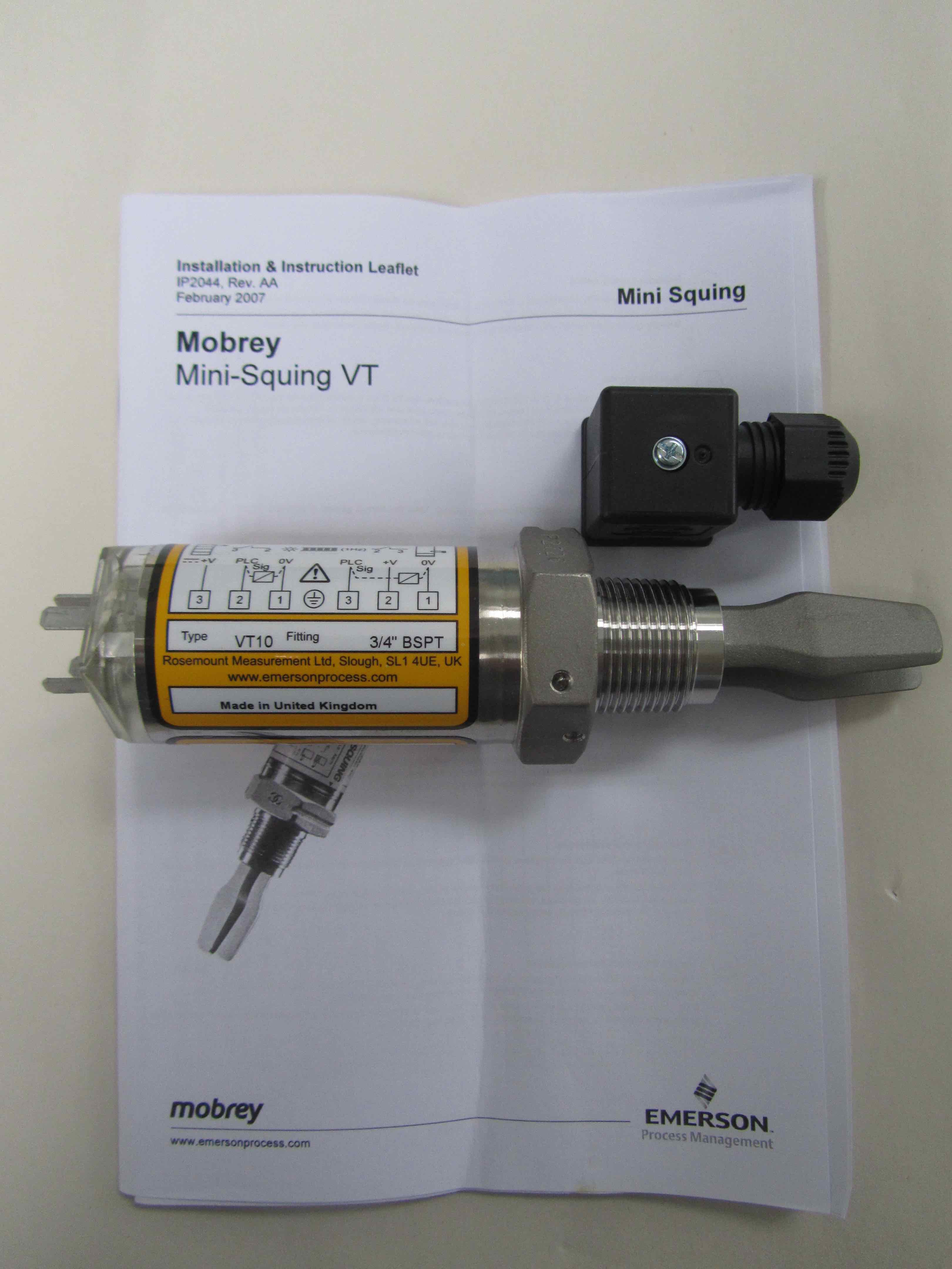 MOBREY VT10