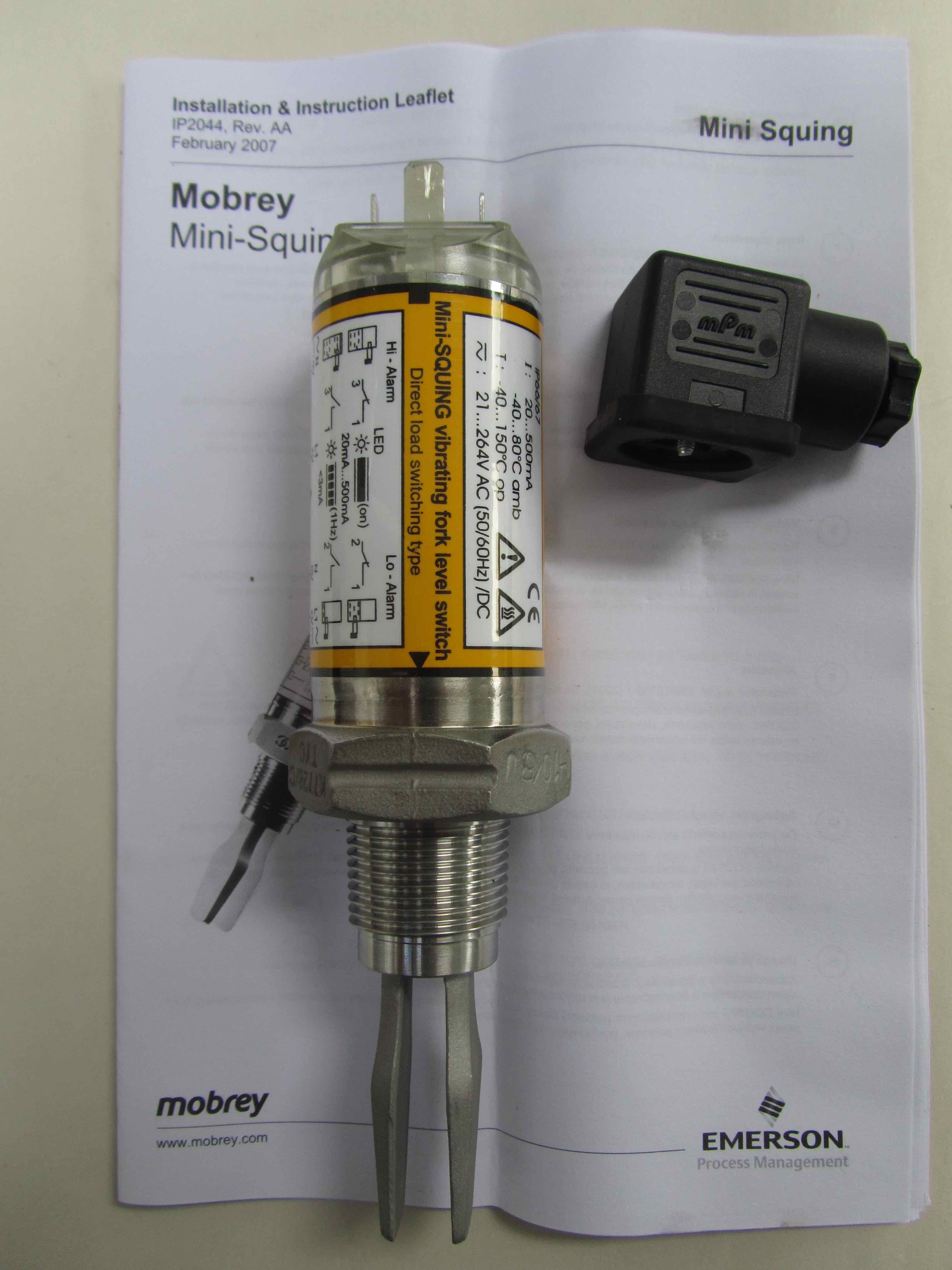 Mobrey VT00 Mini Squing