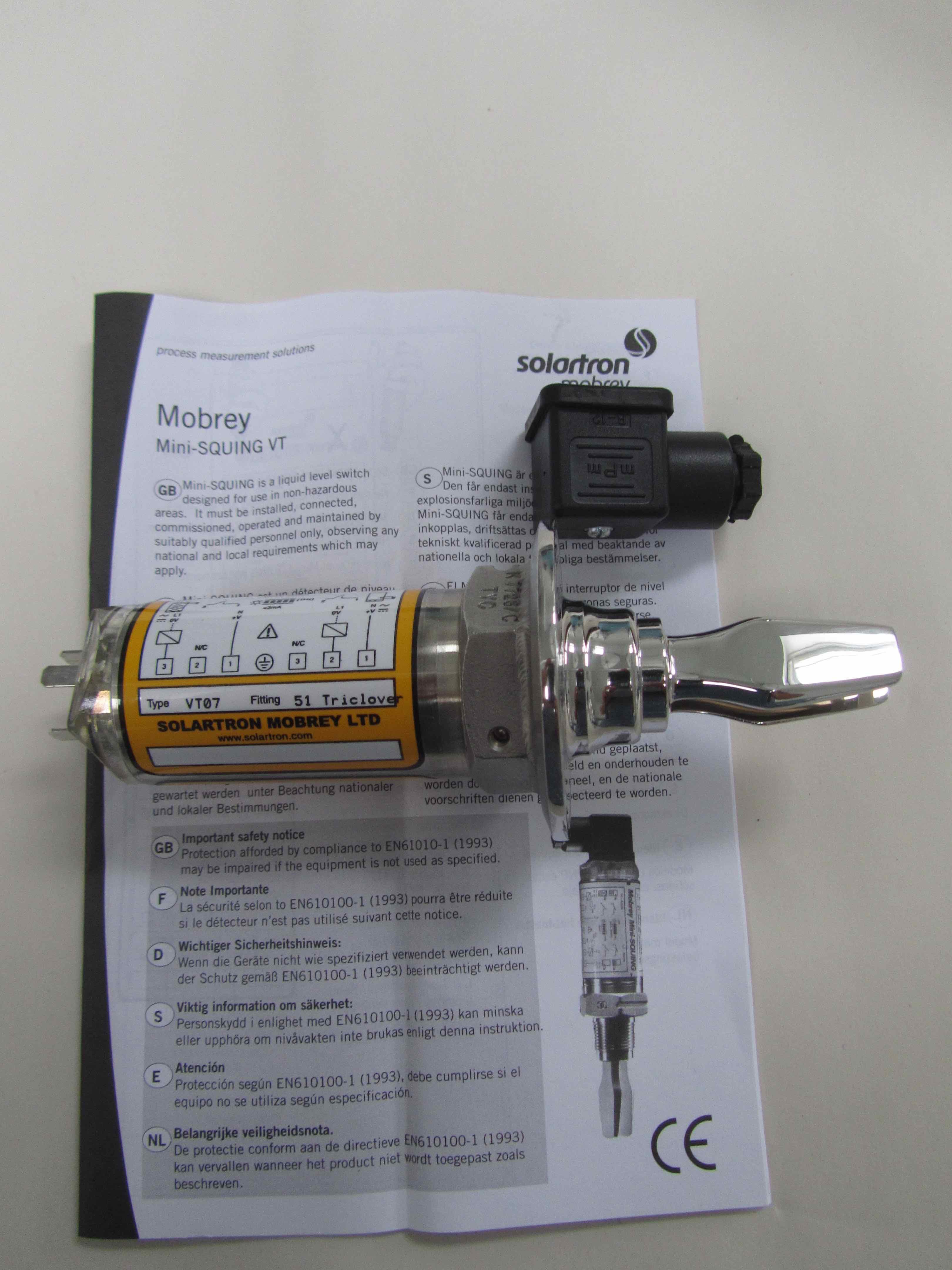 Mobrey VT07 Triclover