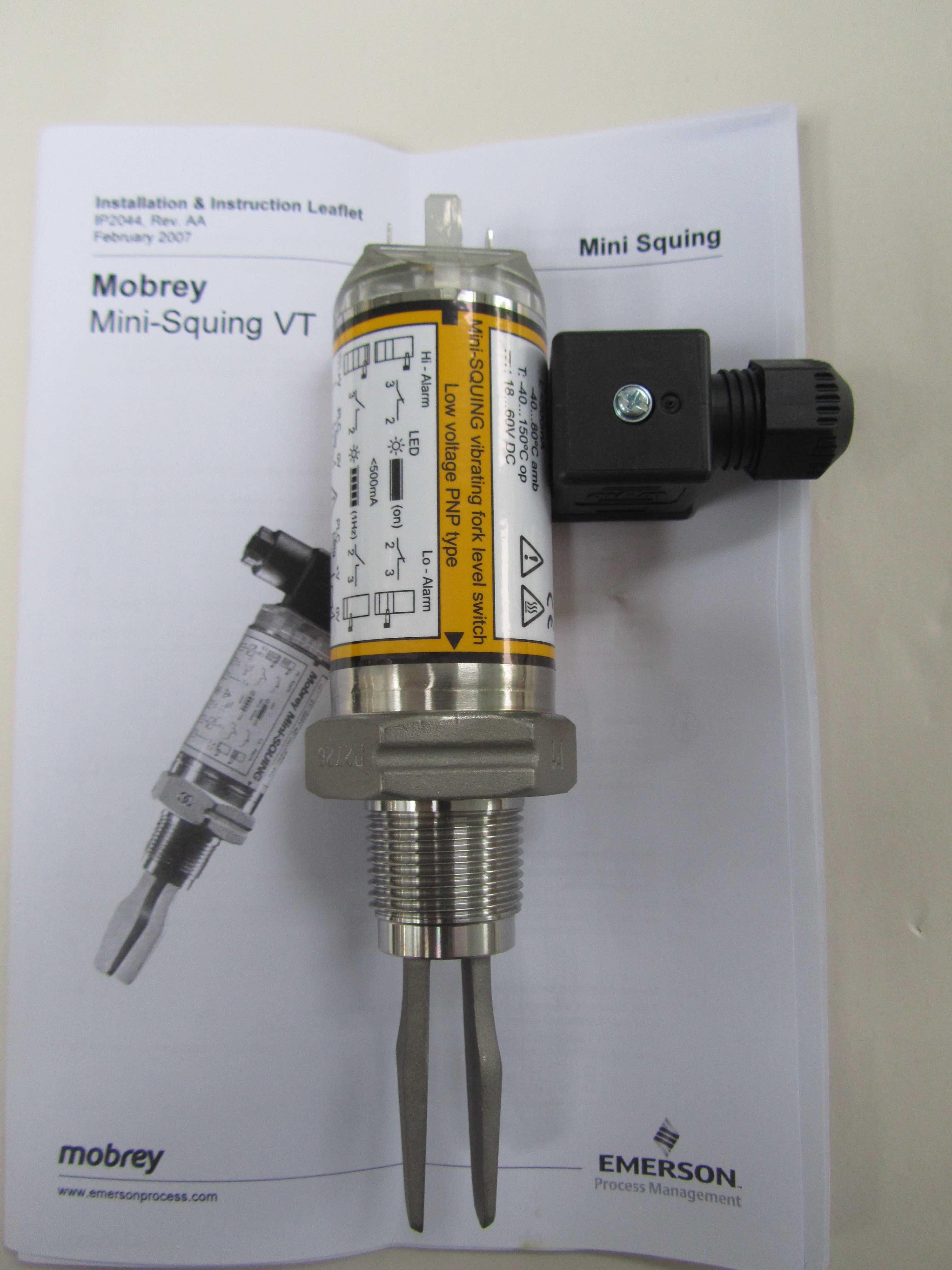 Mobrey VT10 Mini Squing