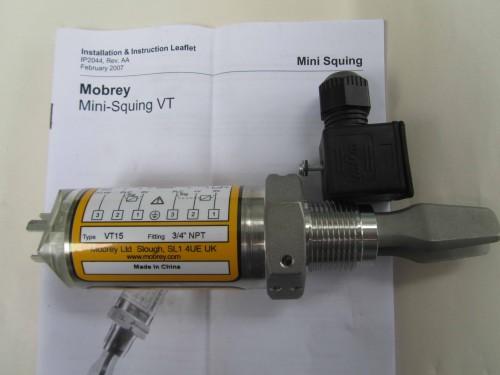 Mobrey VT15 Mini Squing