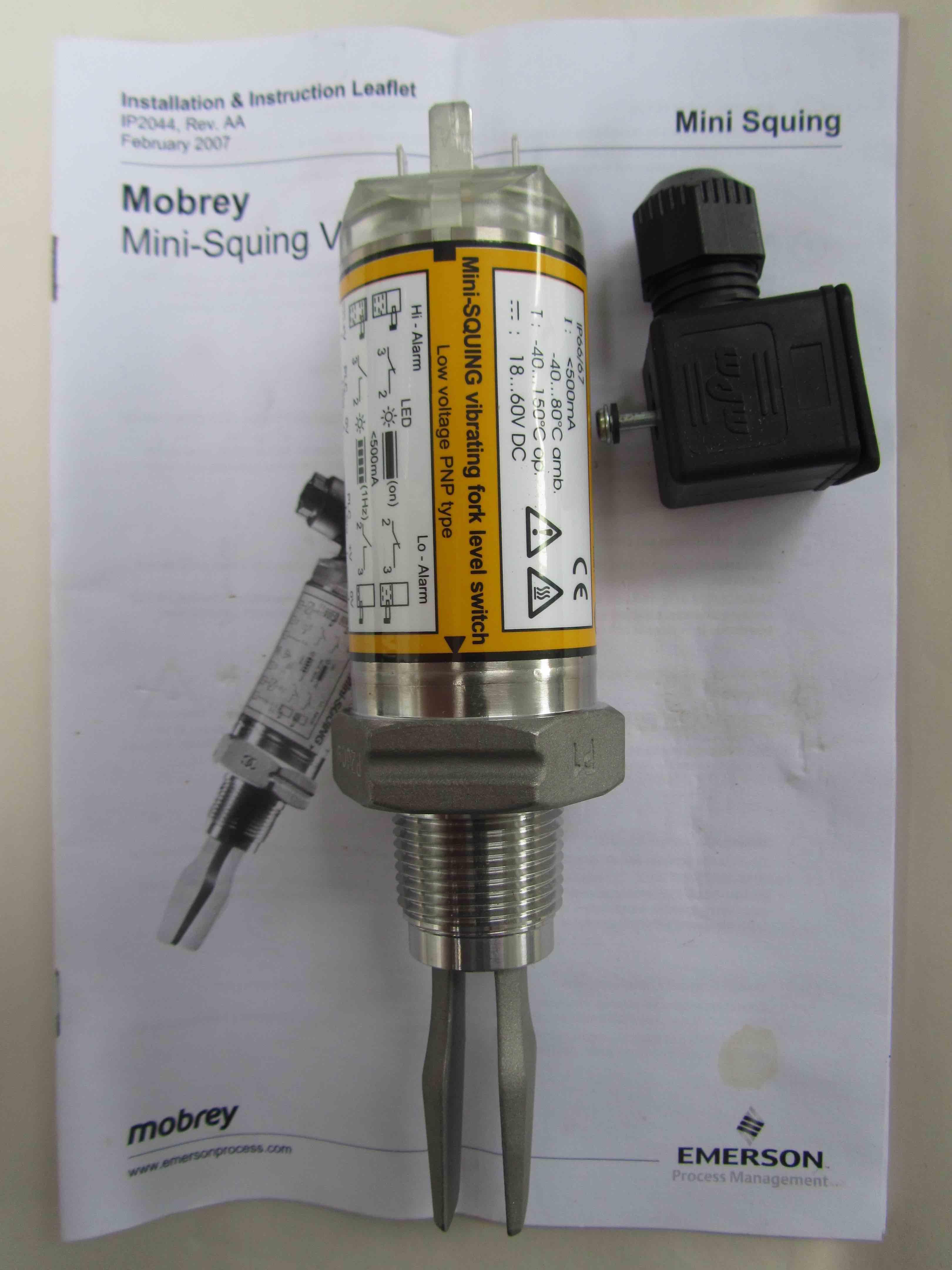 Mobrey VT15