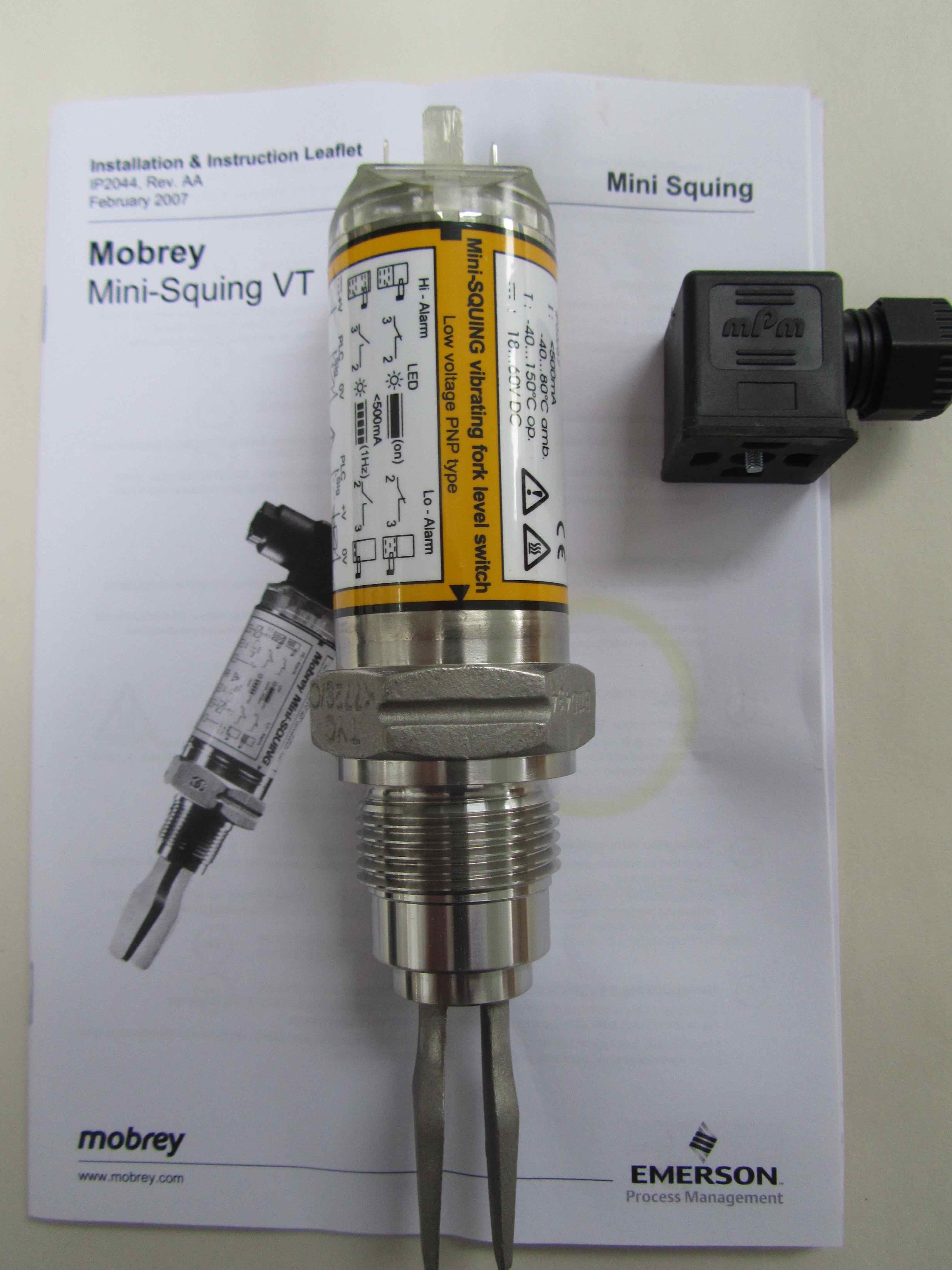 Mobrey VT1F Mini Squing