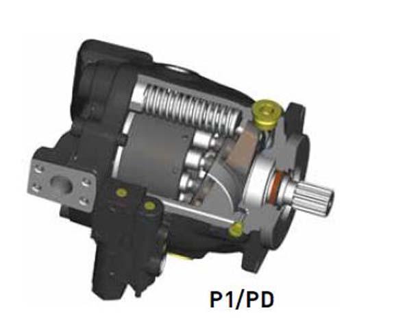 P1PD 18cc Series
